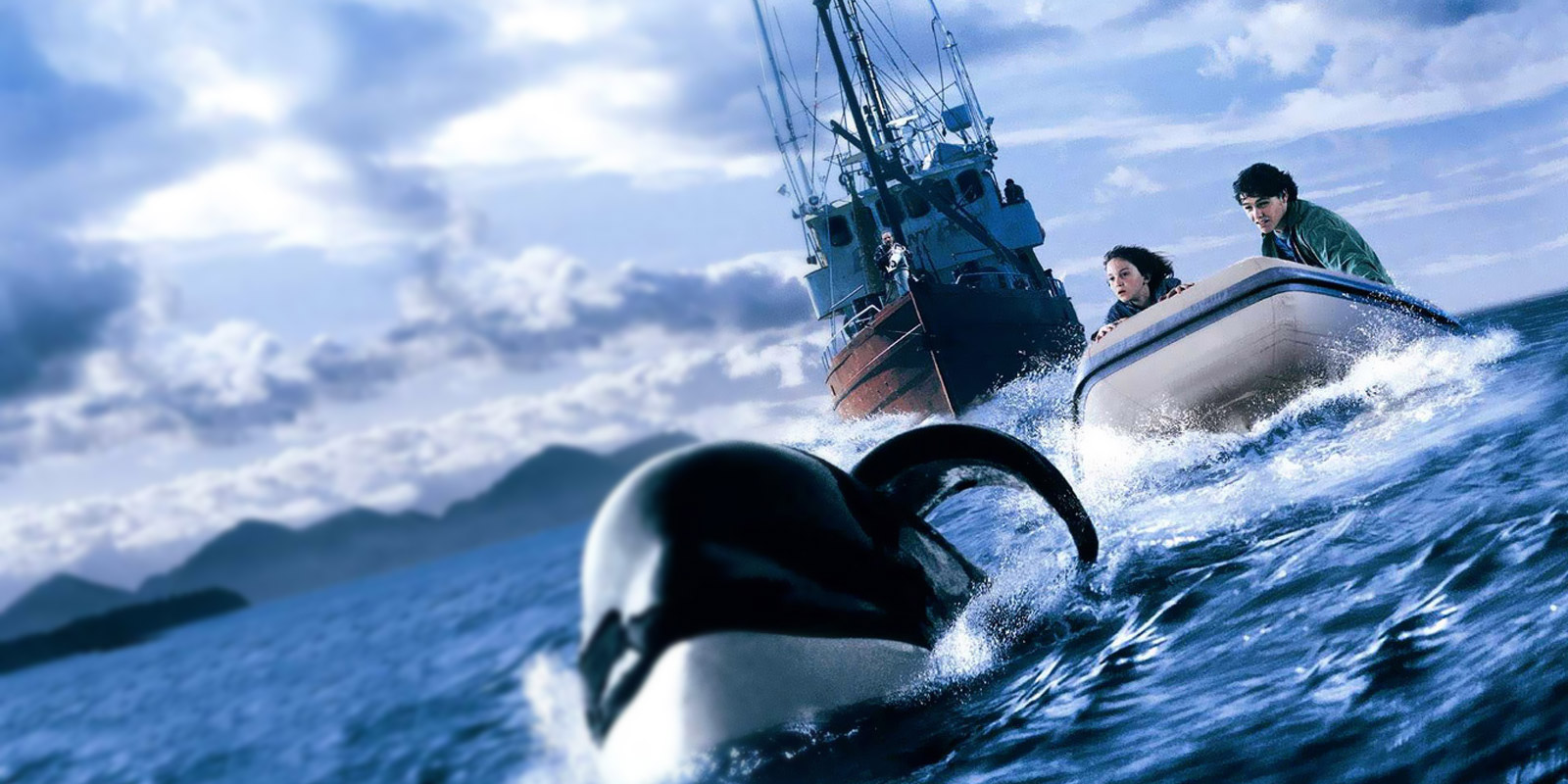 BANNER FREE WILLY 03