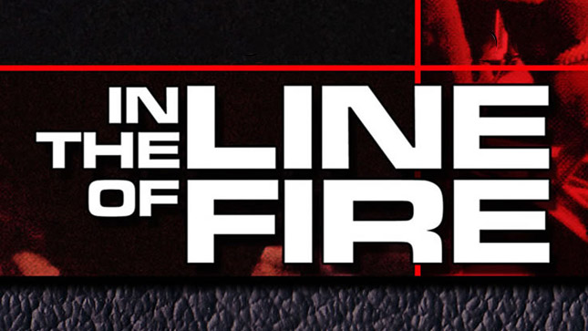 LOGO IN THE LINE OF FIRE