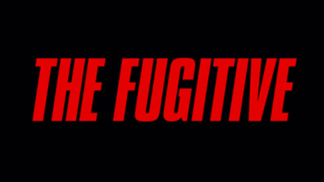 LOGO THE FUGITIVE