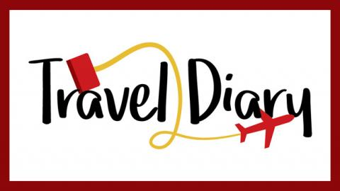 LOGO TRAVEL DIARY