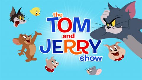 LOGO TOM AND JERRY SHOW