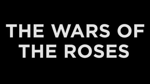 LOGO THE WARS OF THE ROSES