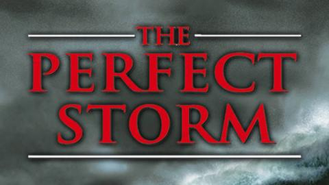 LOGO The Perfect Storm